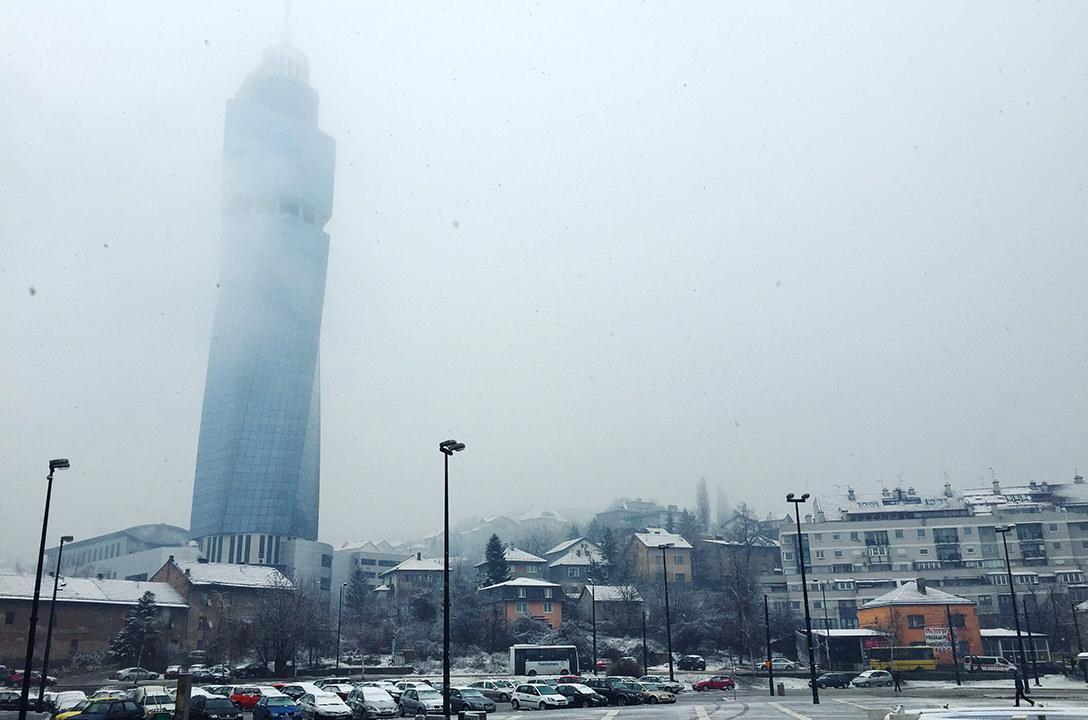 Avaz Twist Tower, Босния и Герцеговина