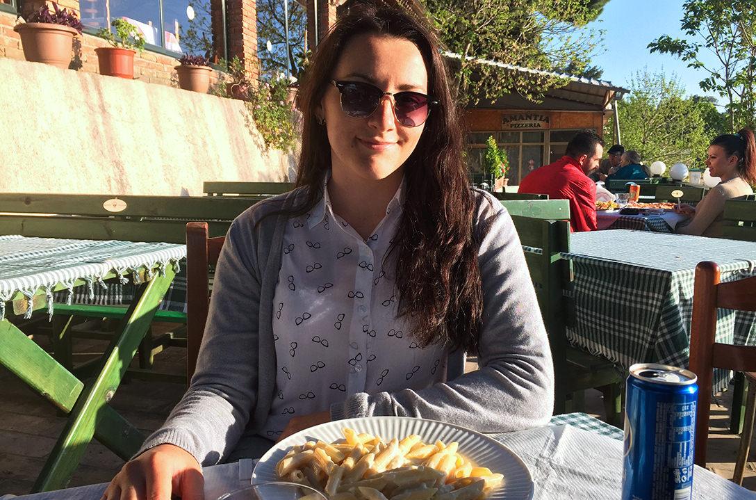 Албанская паста