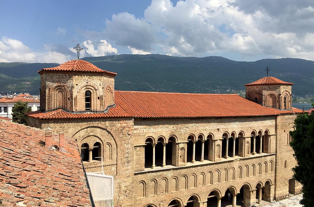 Церковь Святой Софии в Охриде, Македония