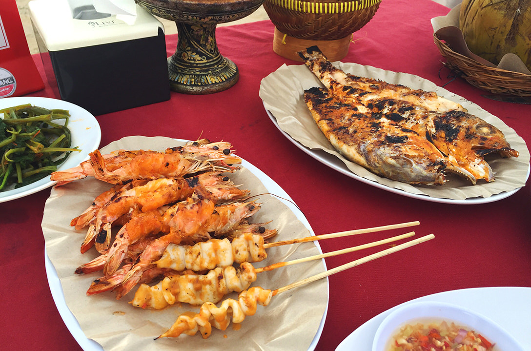 Рестораны Джимбарана, Бали