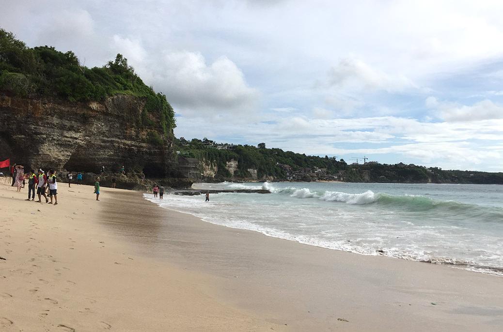 Пляж Дримлэнл, Бали
