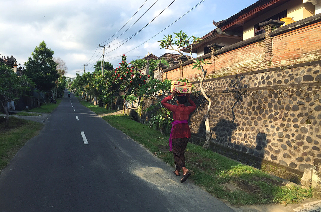 Нациоальная одежда балийцев