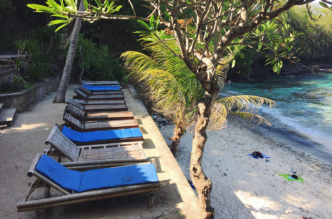 Пляж Blue Lagoon, Бали