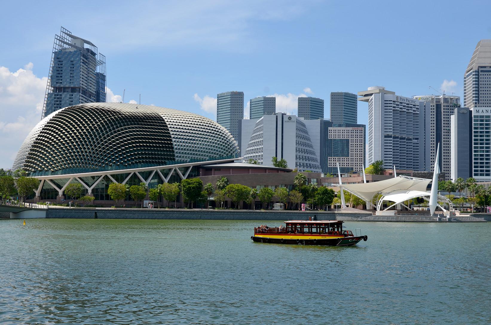 Театр Esplanade, Сингапур