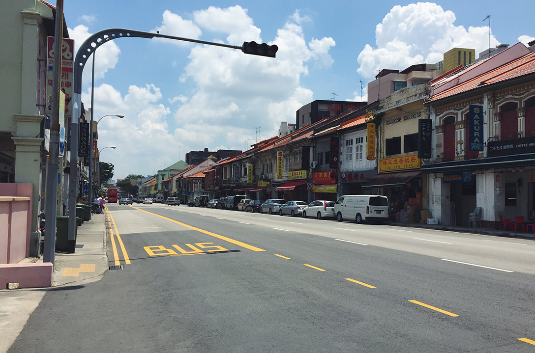 Geylang, Сингапур