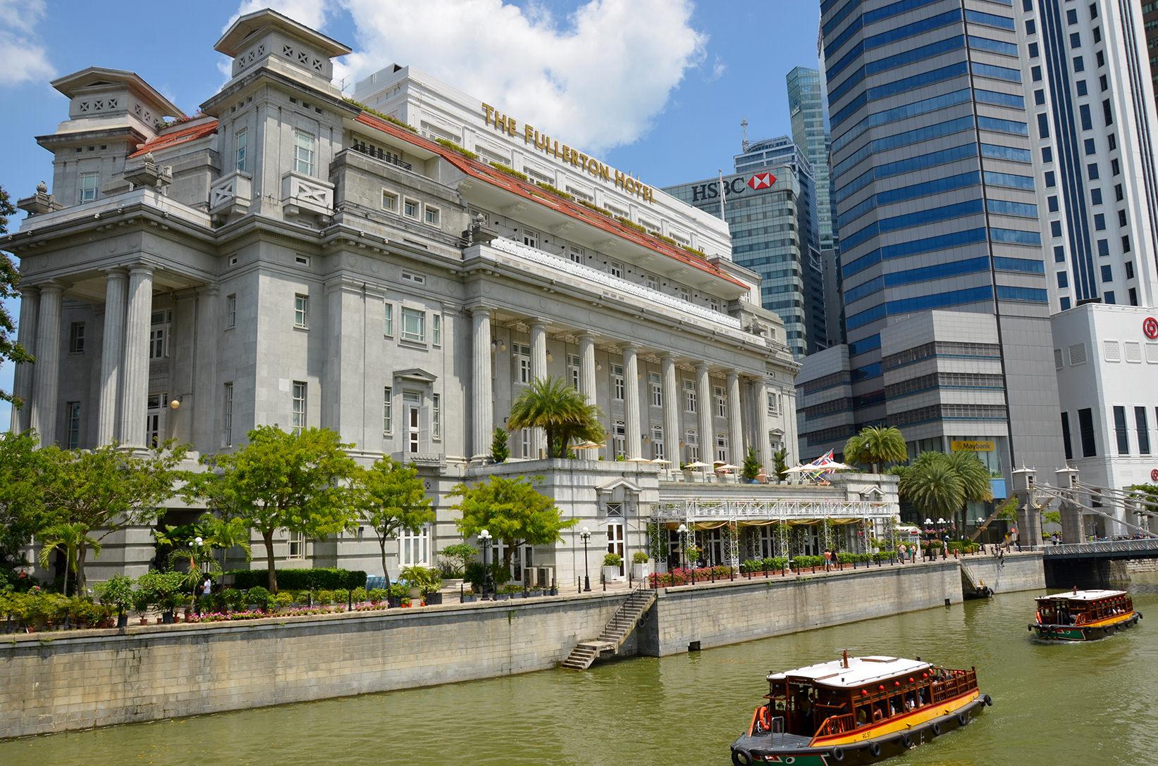 Набережная Кларк, Сингапур