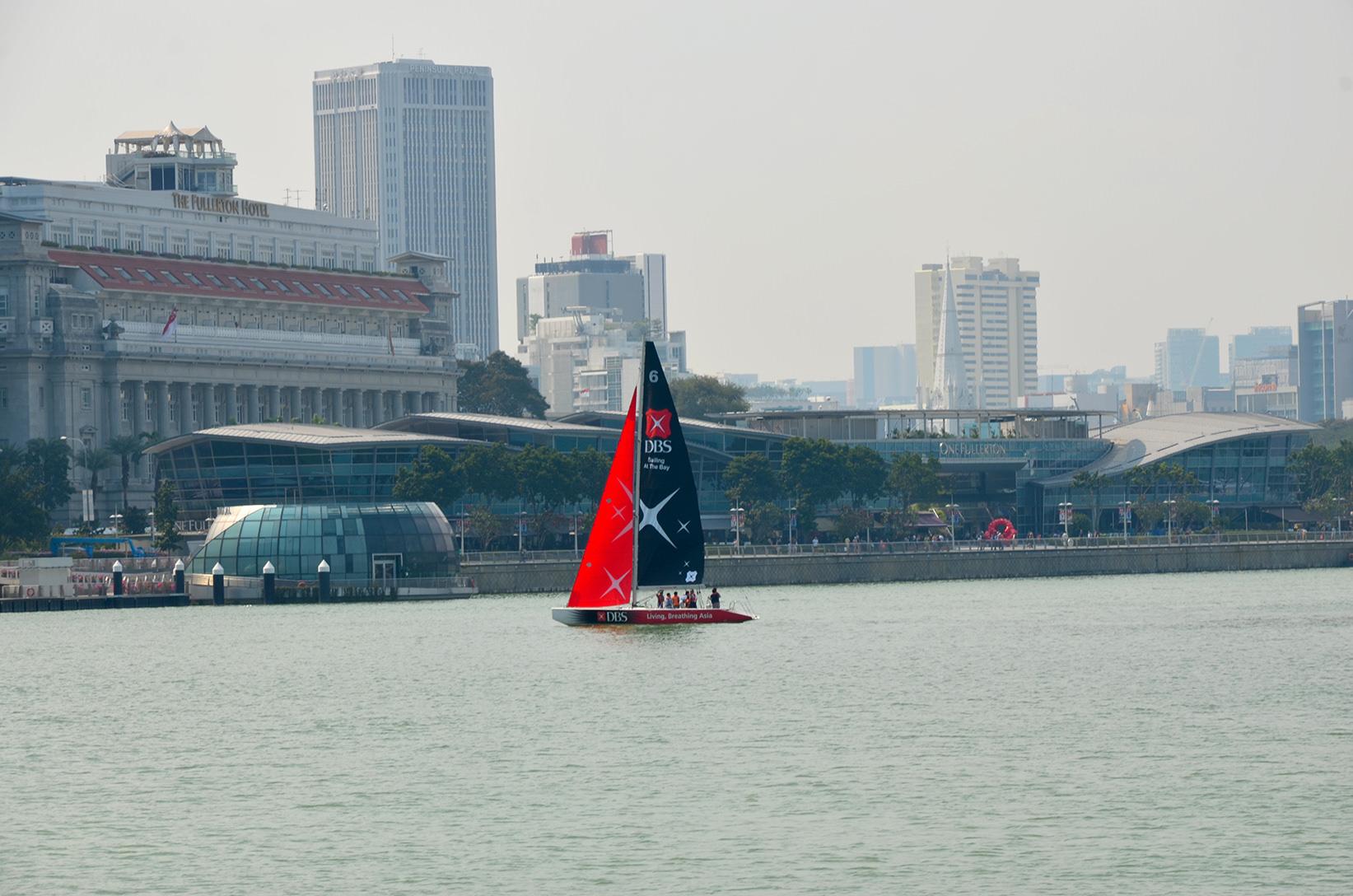 Marina Bay, Сингапур