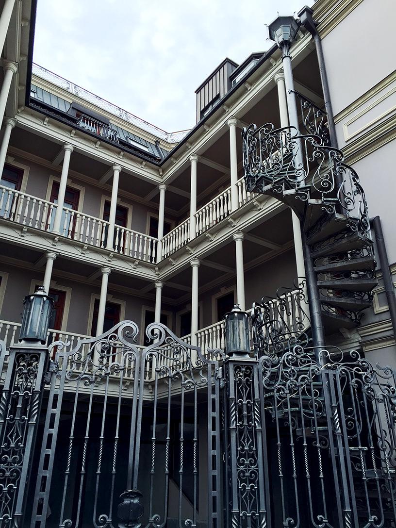 Архитектура Тблиси, Грузия