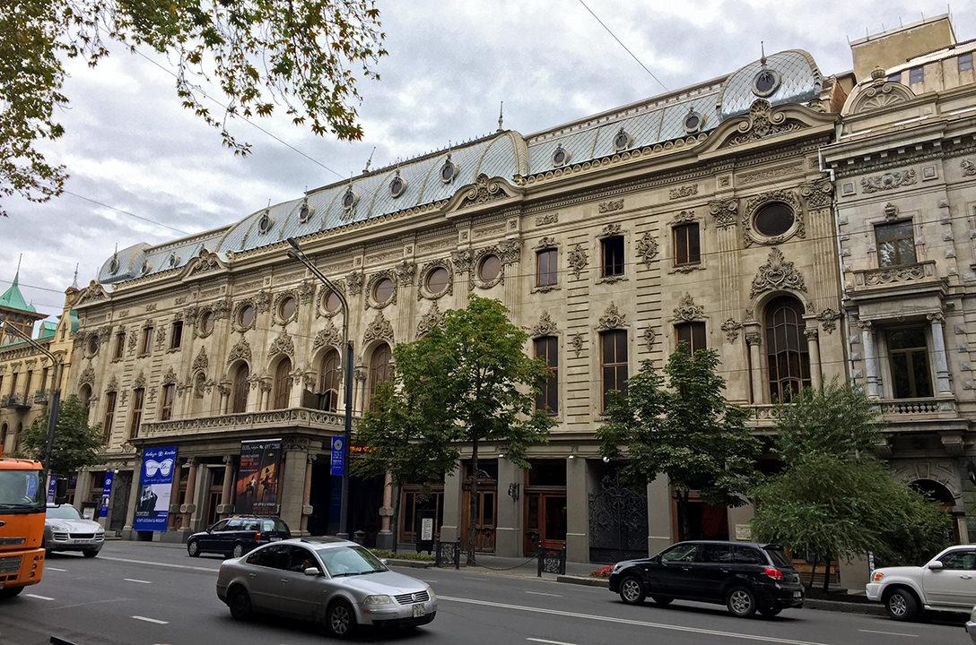 Архитектура Тбилиси, Грузия