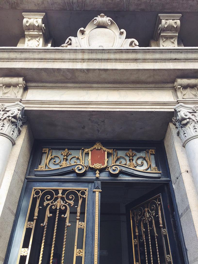 Двери Тбилиси