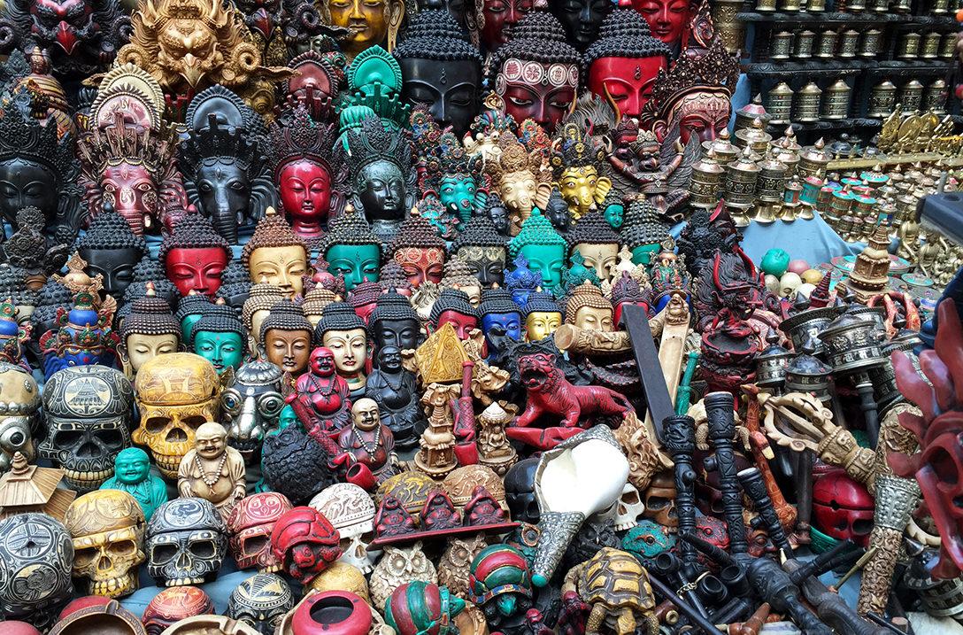 Сувениры из Непала