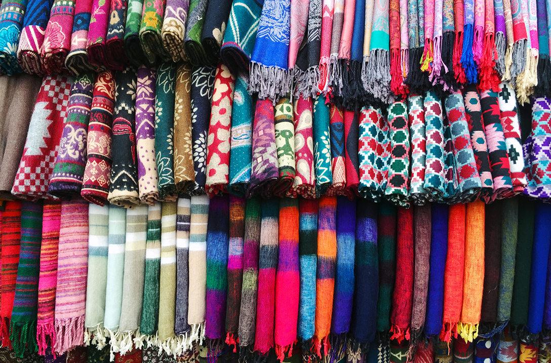 Текстиль из Непала