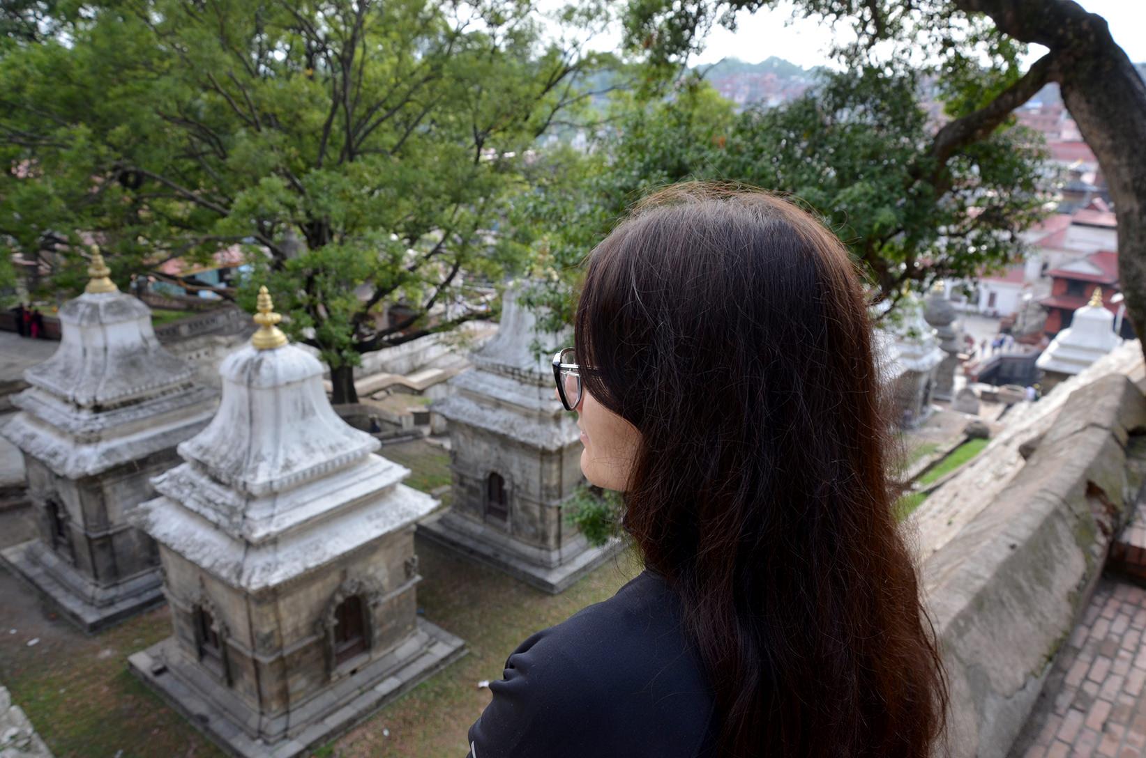 Храм Пашупатинатх, Катманду