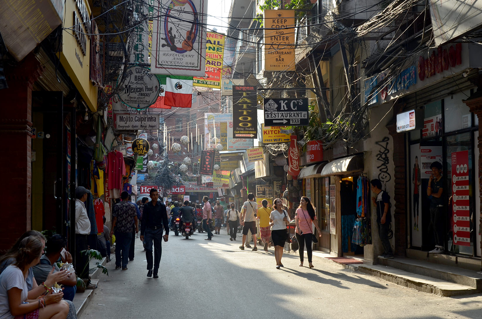 Тамель, Катманду, Непал