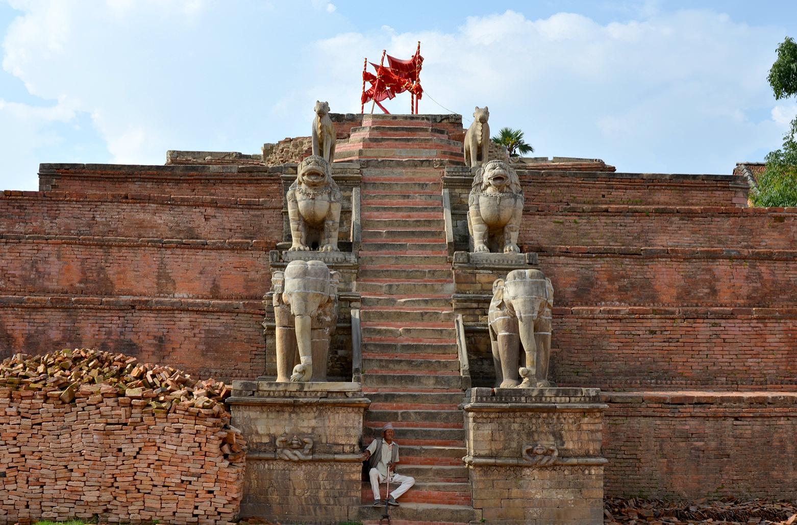 Землетрясение в Непале 2015