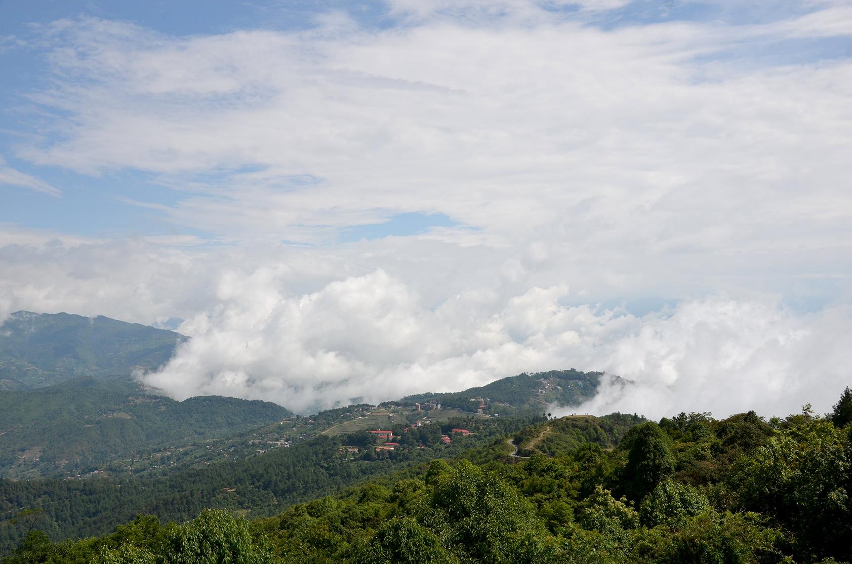 Нагаркот, Непал