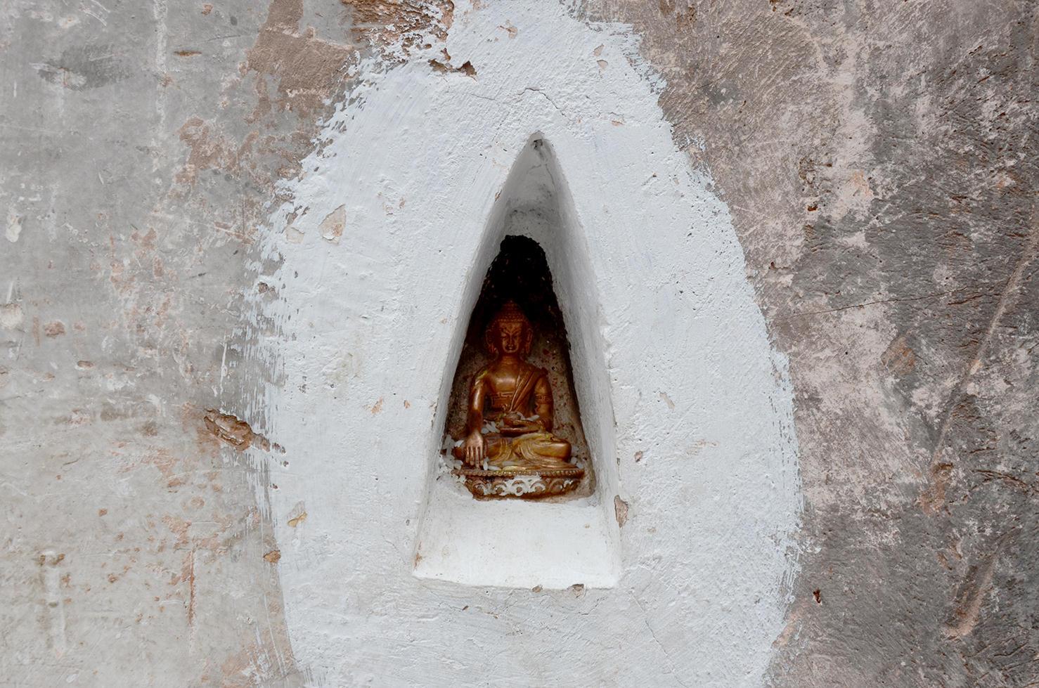 Маленький Буддочка, Непал