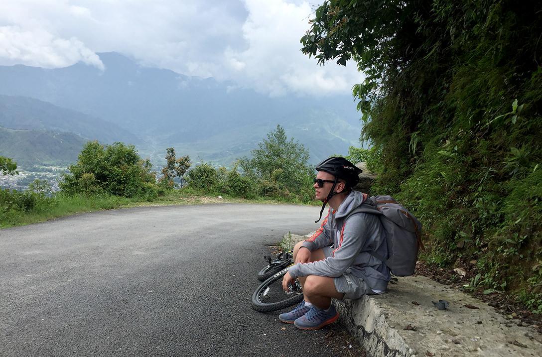 Трэйл на Сарангкот, Непал
