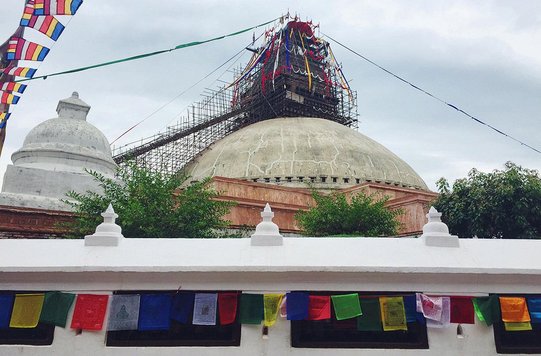 Ступа Будданатх, Непал