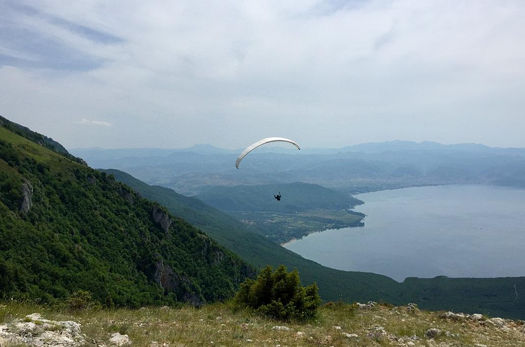 Галичица и озеро Охрид, Македония