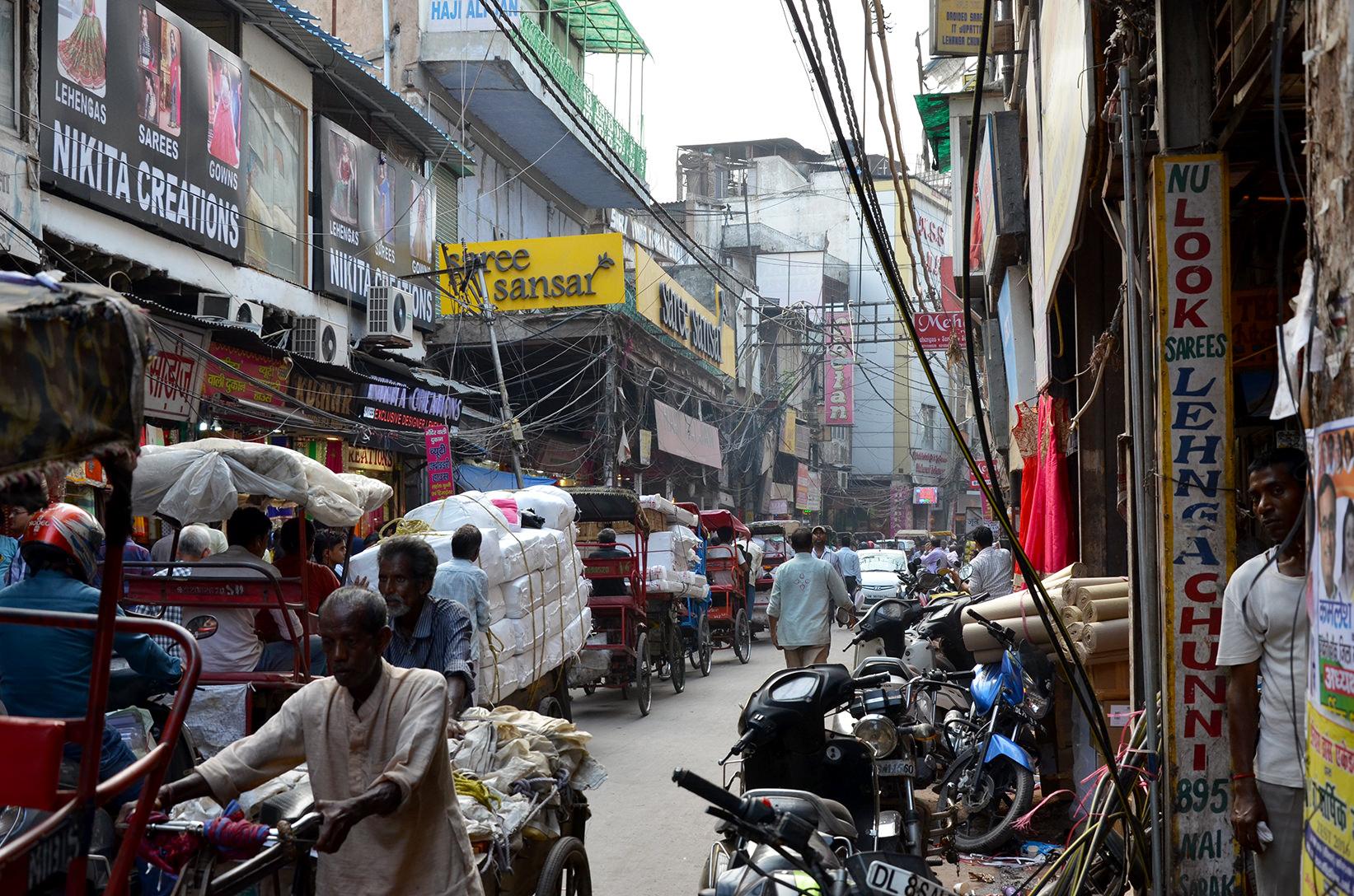 Дели, Индия