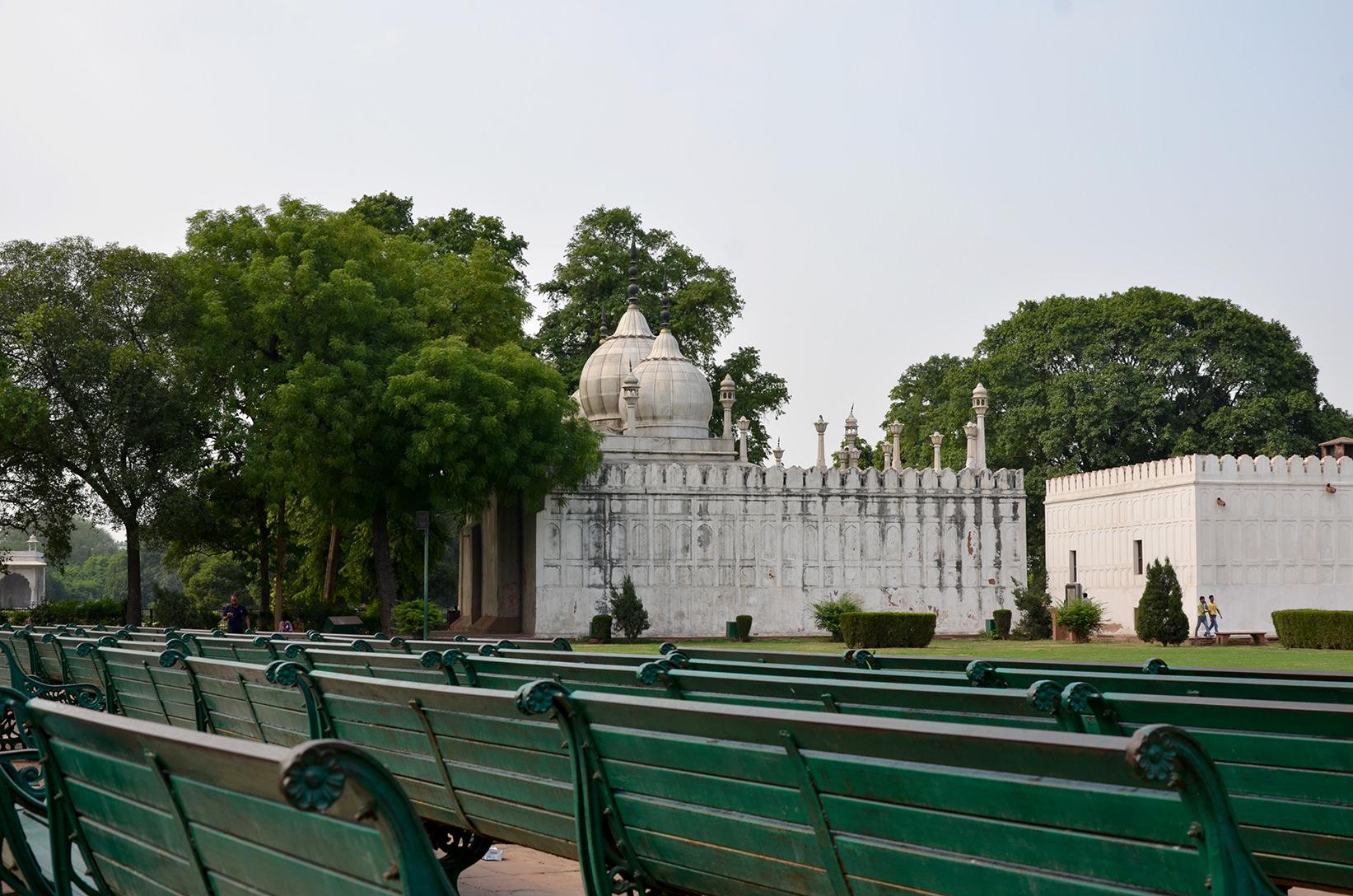 Ред Форт в Дели, Индия