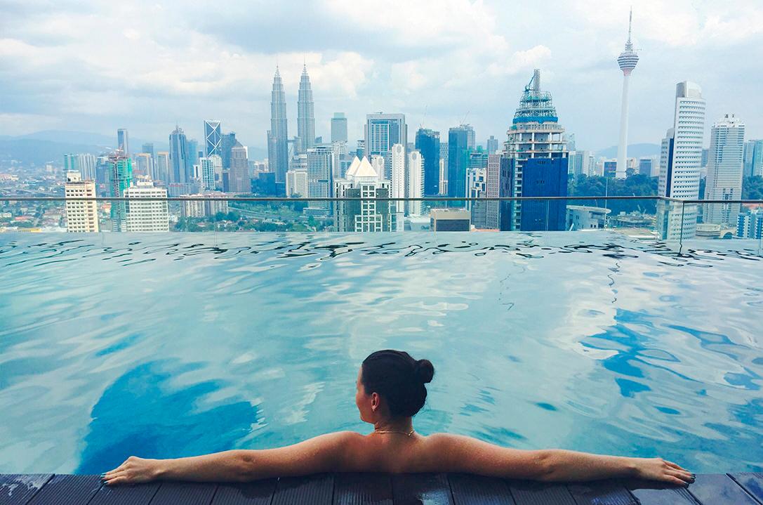 Airbnb в Куала Лумпуре