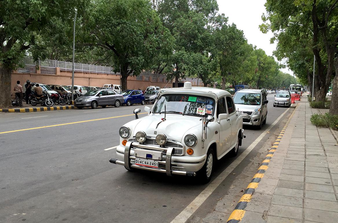 Лакшери такси в Индии