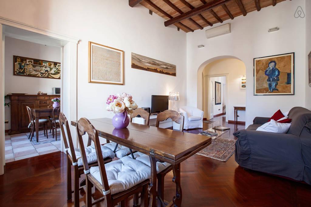 Апартаменты мечты в Риме