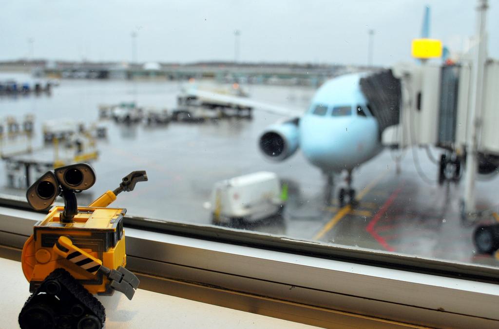 Разрушение мифов о поиске авиабилетов. Аэропорт