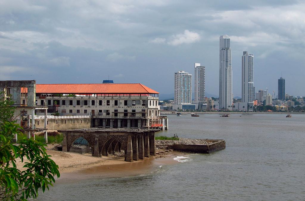 Панама Сити, Панама