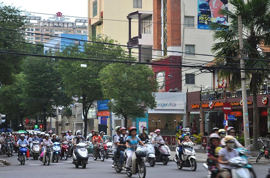 Хошимин Сити, Вьетнам
