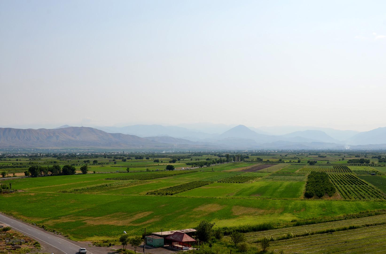 Араратская долина, Армения