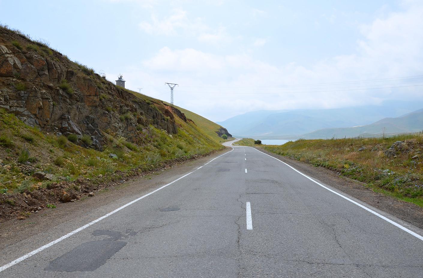 Армянские дороги