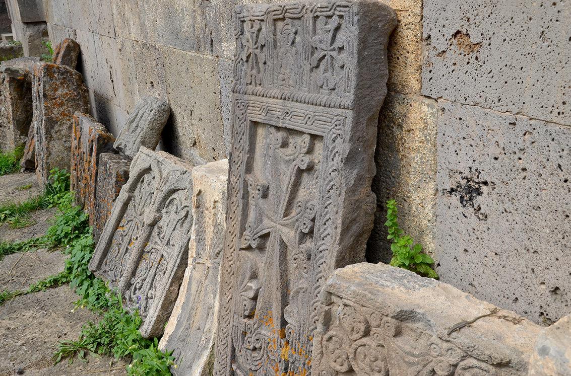 Хачкары Монастыря Татев, Армения