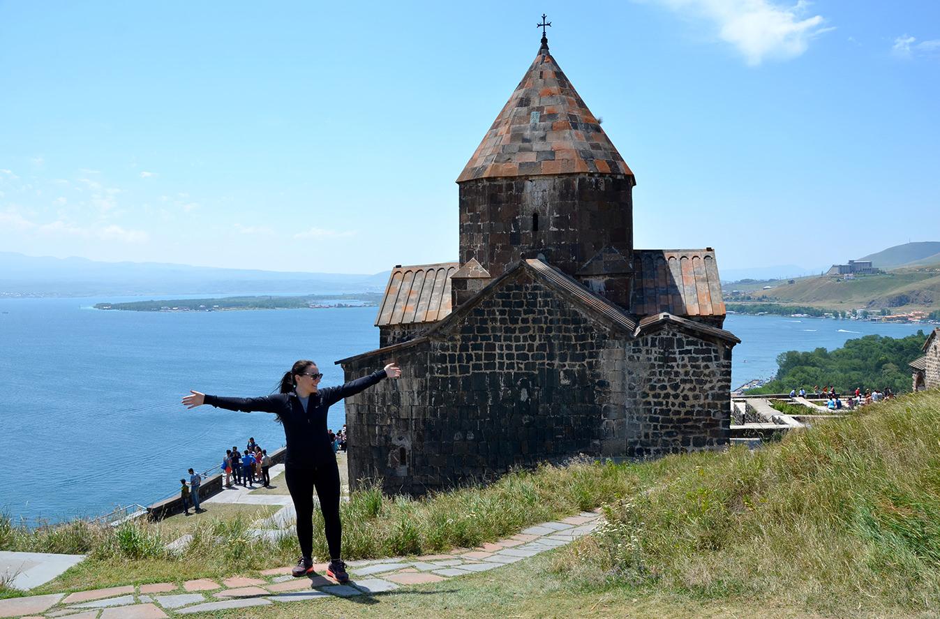 Монастырь Севанаванк, Армения