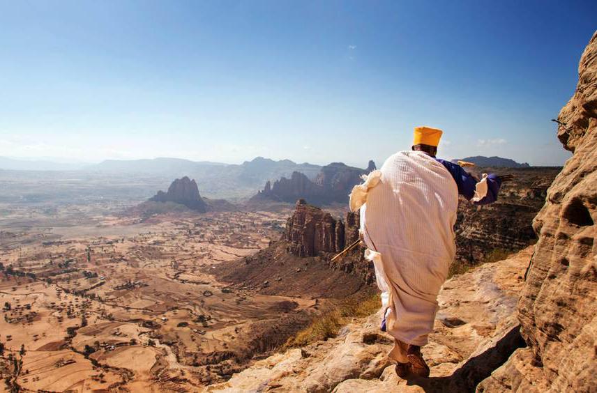 10 стран, которые нельзя не посетить в 2017 году - Эфиопия