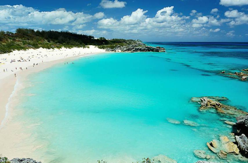 10 стран, которые нельзя не посетить в 2017 году - Бермудские острова