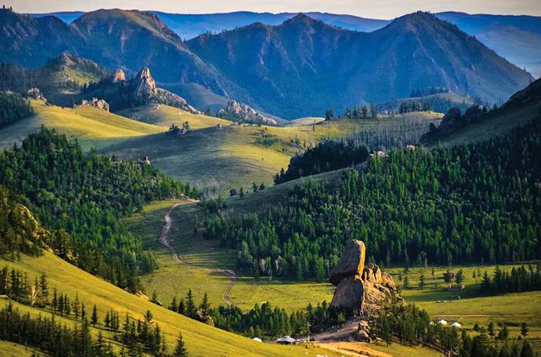 10 стран, которые нельзя не посетить в 2017 году - Монголия