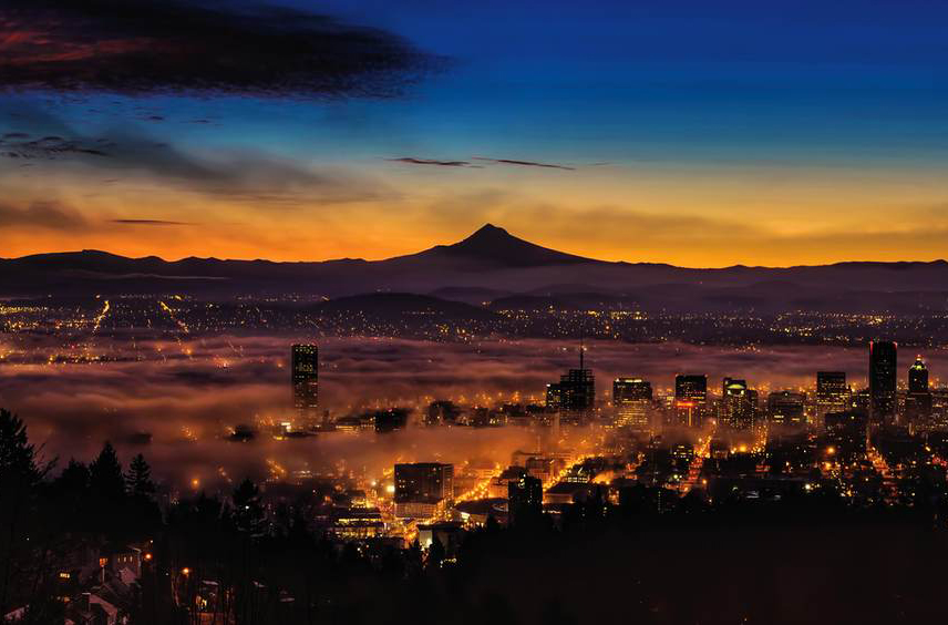 Куда полететь в 2017 году: топ-10 городов - Портленд, Орегон