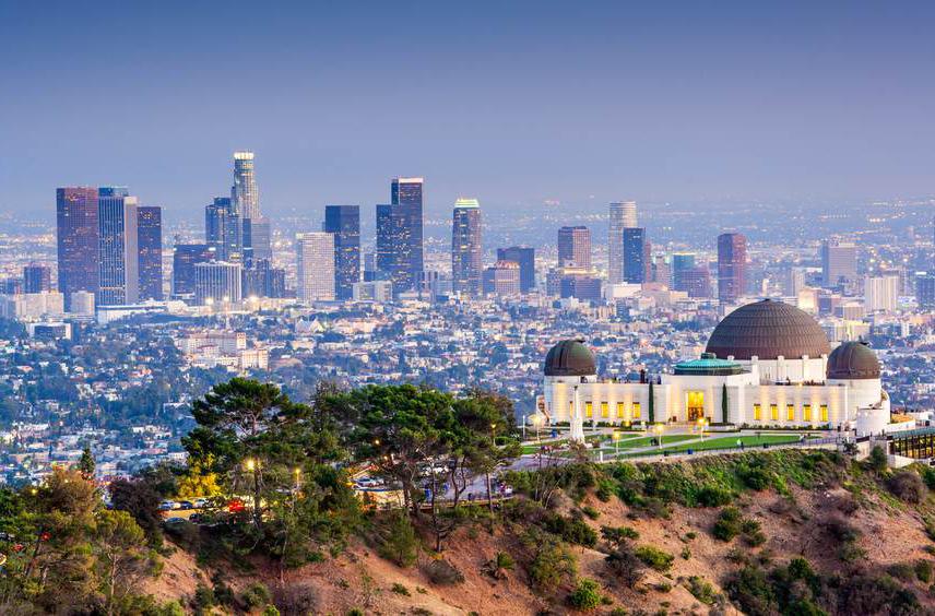 Куда полететь в 2017 году: топ-10 городов - Лос-Анджелес, США