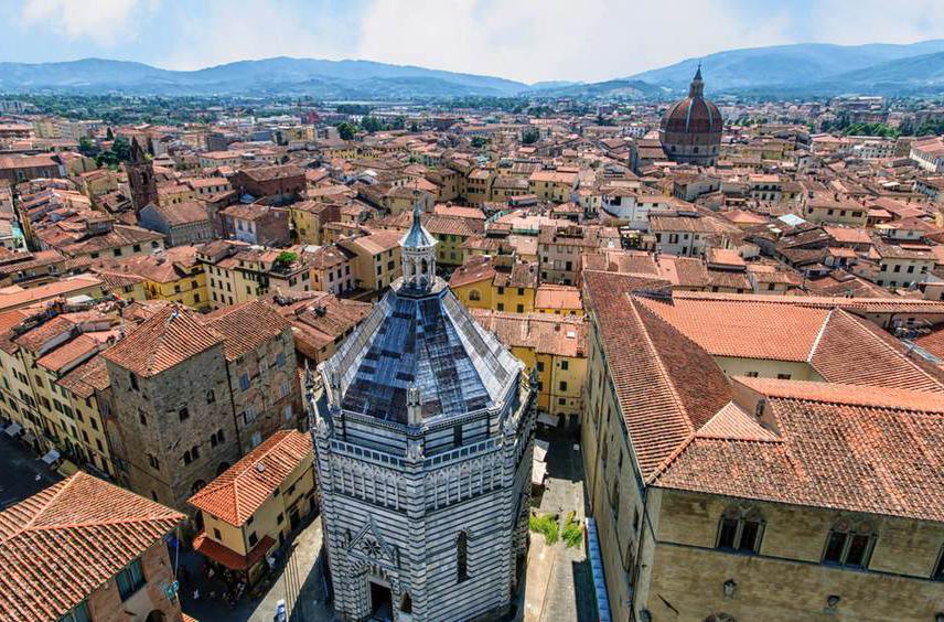 Куда полететь в 2017 году: топ-10 городов - Пистоя, Италия