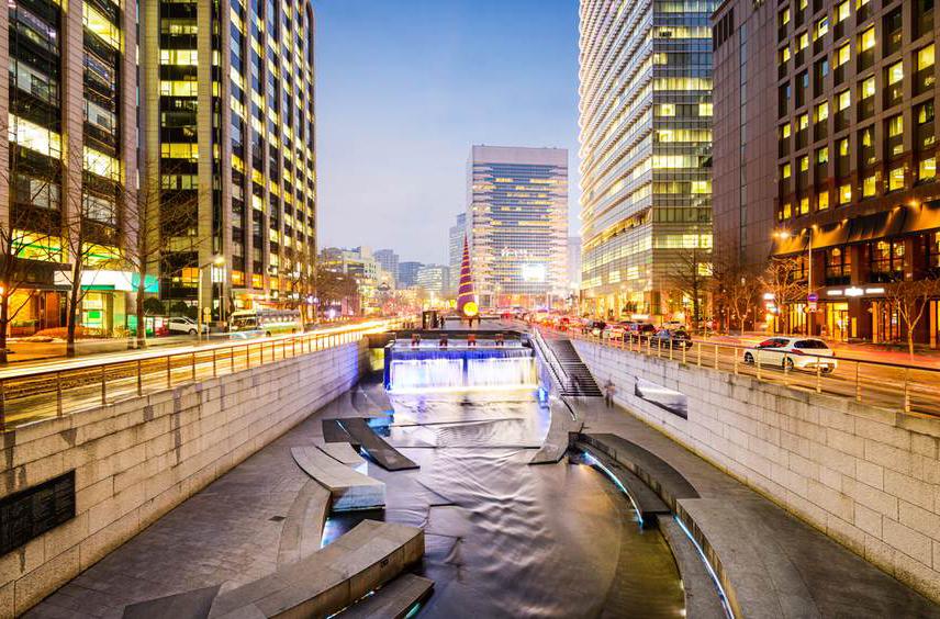 Куда полететь в 2017 году: топ-10 городов - Сеул, Южная Корея