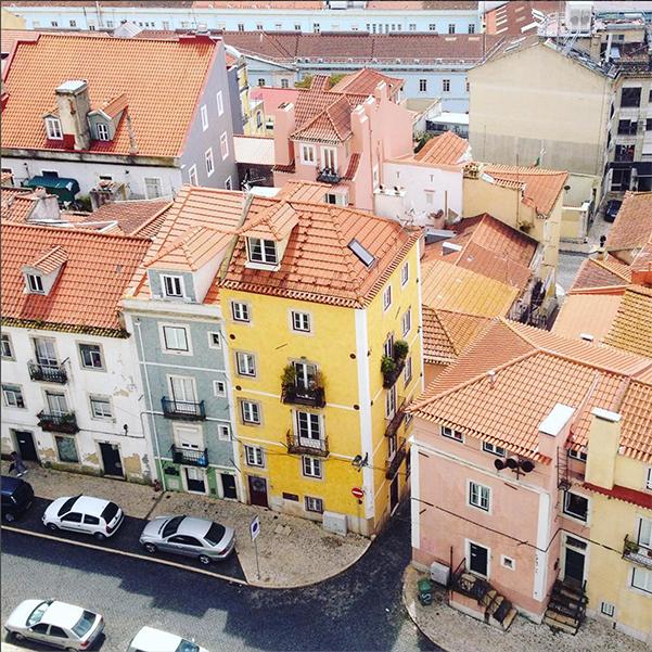 Куда полететь в 2017 году: топ-10 городов - Лиссабон, Португалия