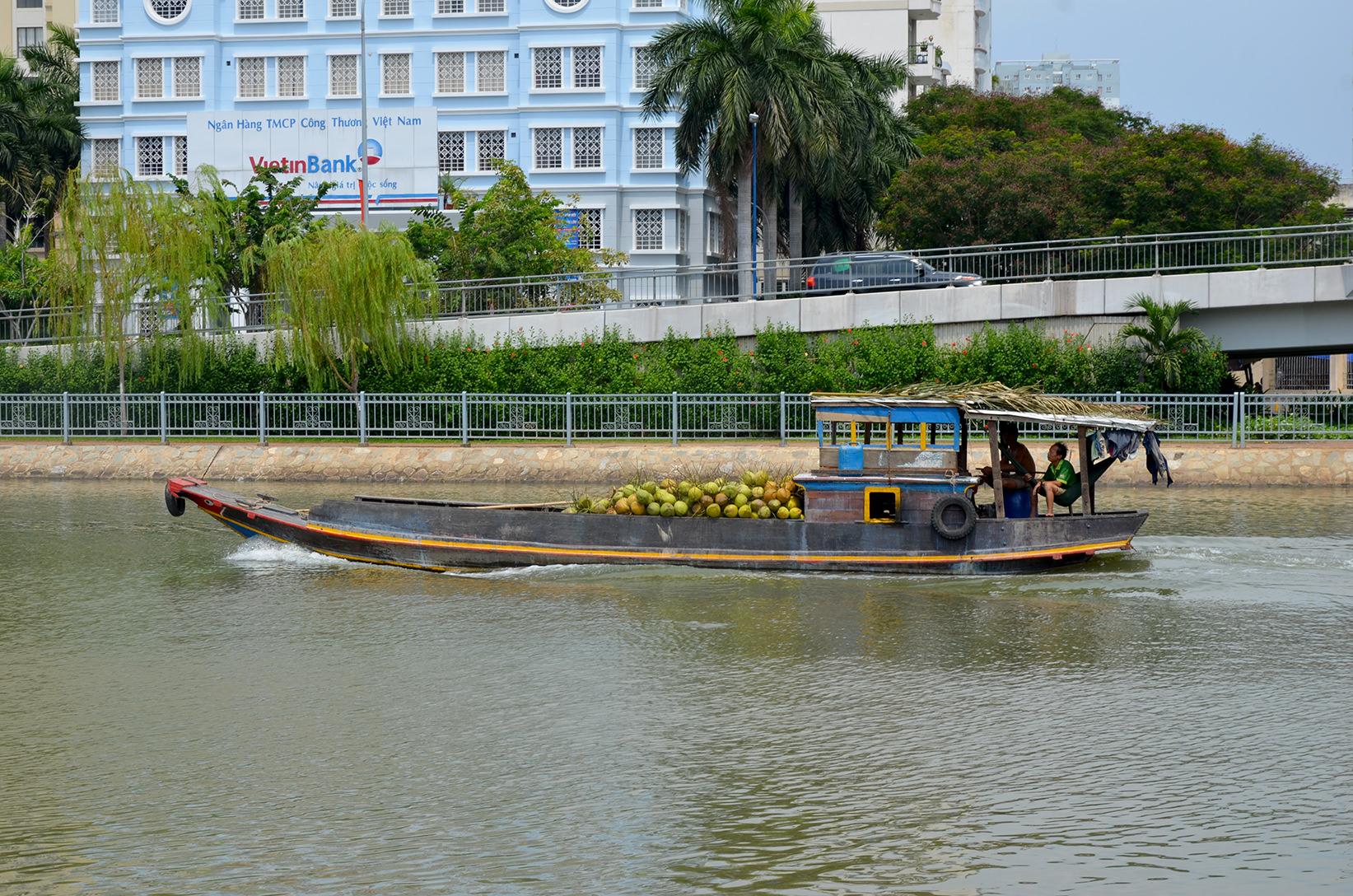 Наши лучшие фотографии из путешествий 2016 года. Хошимин, Вьетнам