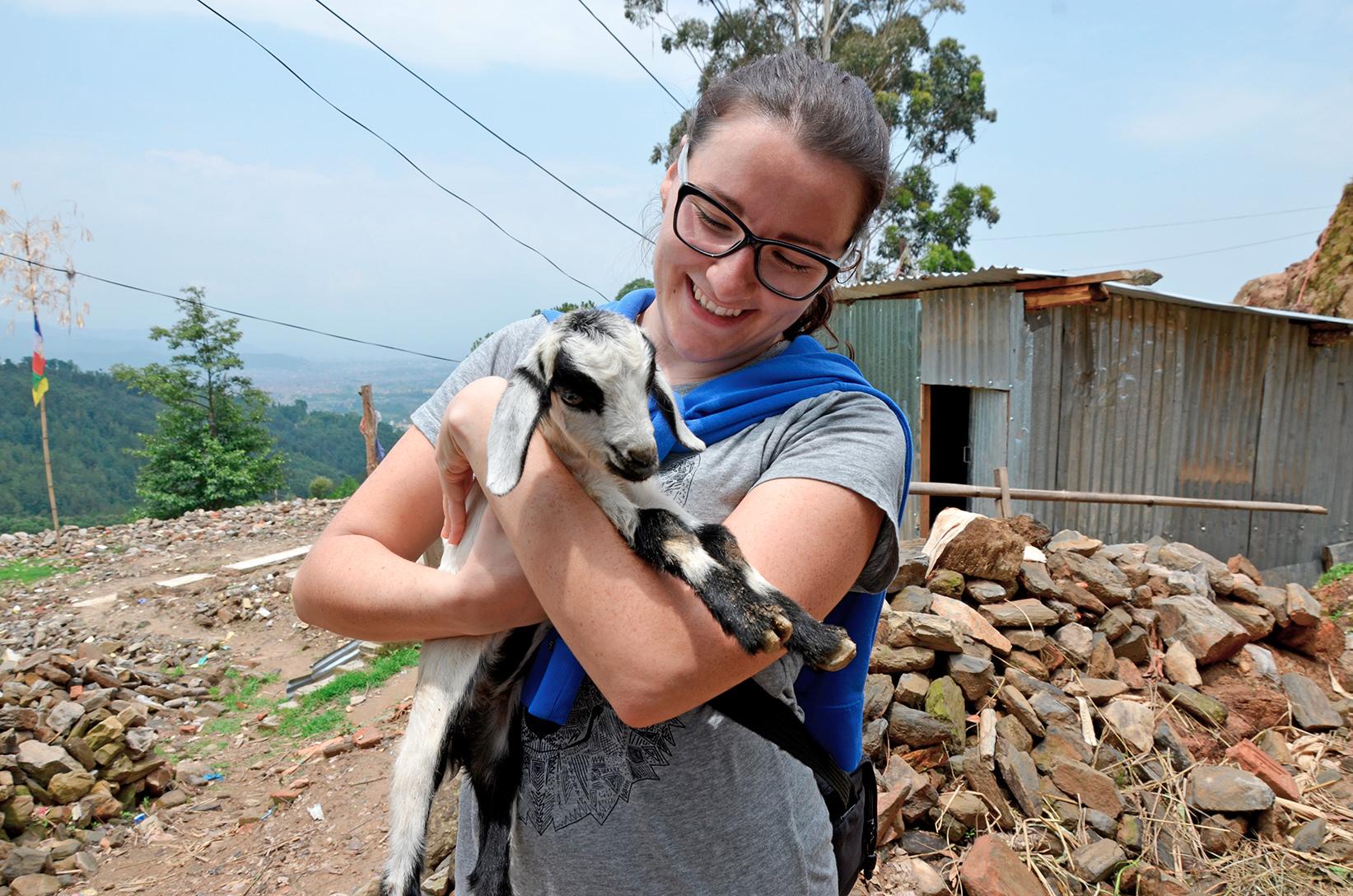 Наши лучшие фотографии из путешествий 2016 года. Нагаркот, Непал