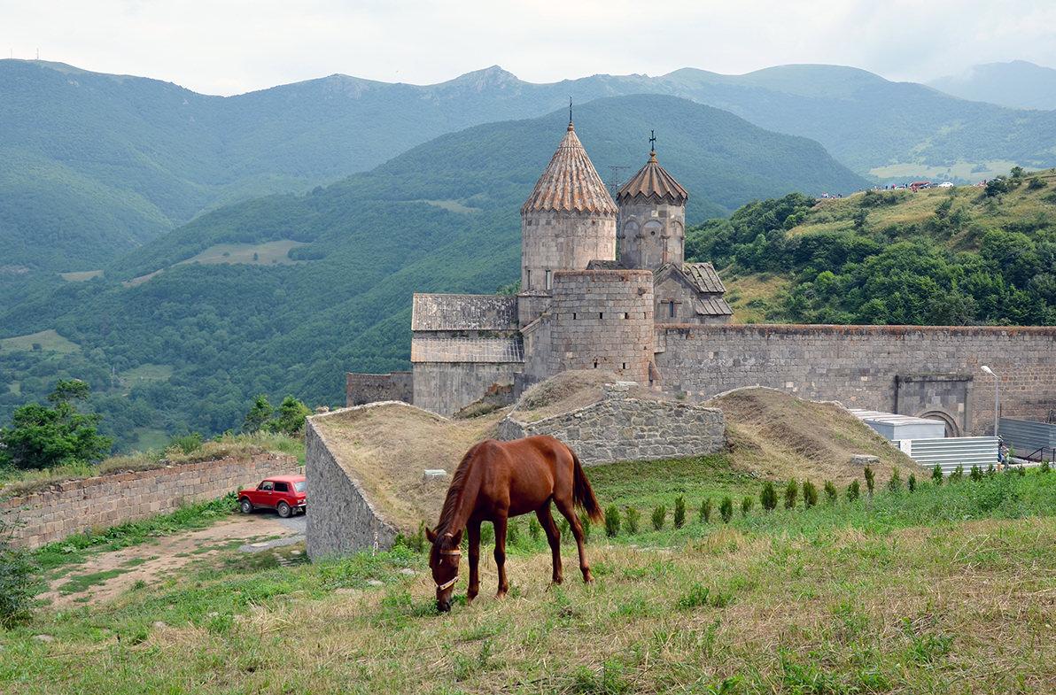 Наши лучшие фотографии из путешествий 2016 года. Татев, Армения
