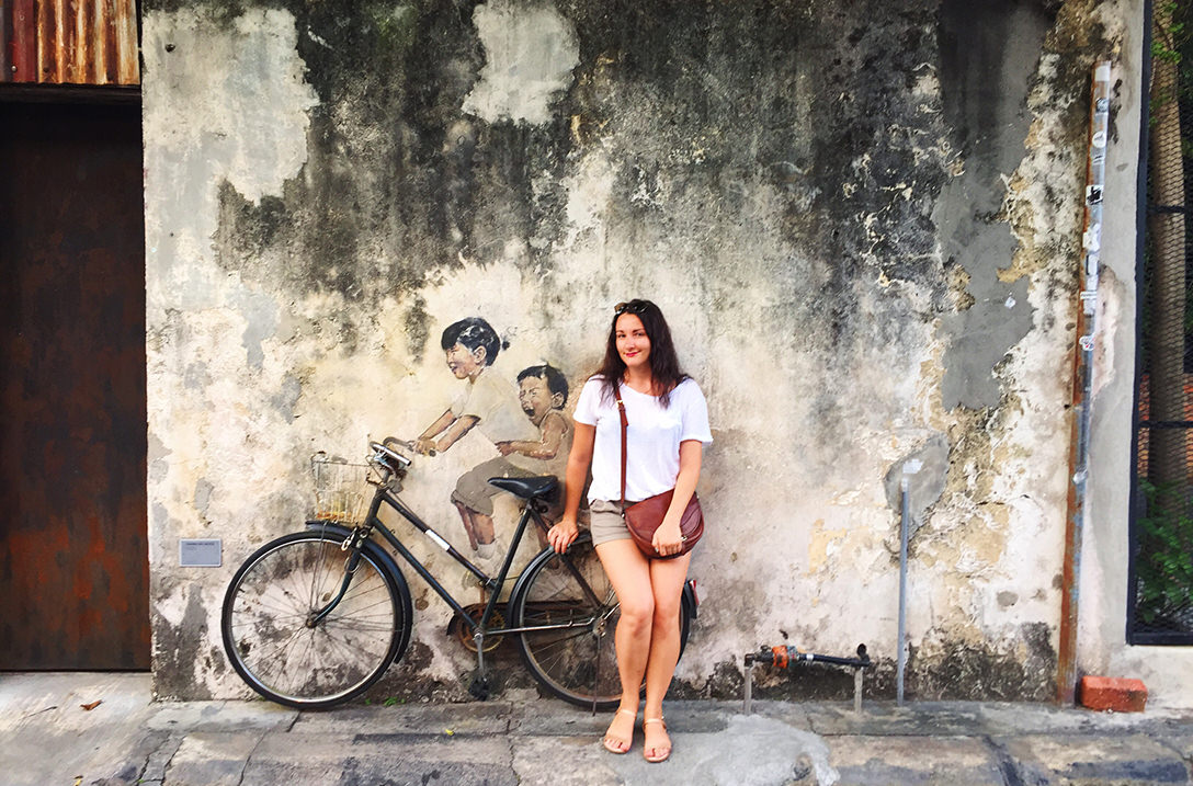 Наши лучшие фотографии из путешествий 2016 года. Джорджтаун, Куала Лумпур