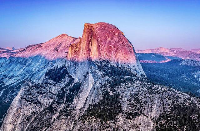 Что говорит Зодиак о вашем следующем путешествии. Национальный парк Йосемити, Калифорния, США