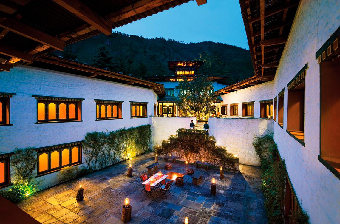 Бутан, Южная Азия. 17 самых романтических мест на планете